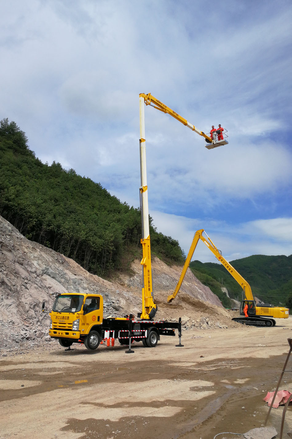 30米高空作业车租赁